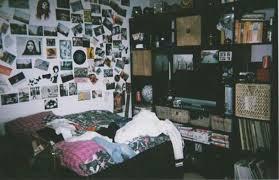 Bag Enertainment Center Bedroom Bookshelf Shelves Furniture Home Decor Accessory Grunge 90s Style
