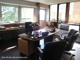 bureaux de direction rénovation d un bureau direction générale just decoration