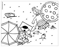 51 Dessins De Coloriage Vacances à Imprimer Sur LaGuerchecom Page 4