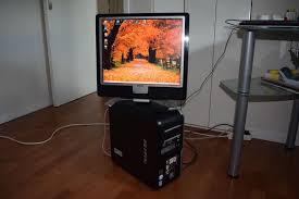 ordinateur bureau occasion ecran plat ordinateur occasion clasf