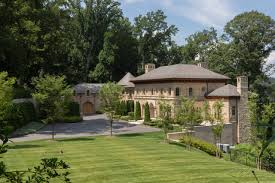 Stunning Images Mediterranean Architectural Style by Riverfront Limestone Estate Inspired By Aragon