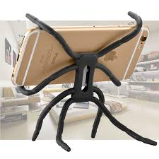 New Spider Flexible Grip Holder Stand Mount For IPhone ...