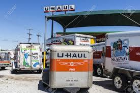 Great Kokomo Circa May U Haul Moving Truck Rental Location Is Uhaul ...