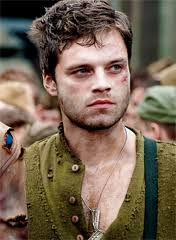 The First Avenger Bucky Barnes