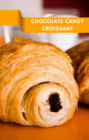 Rachael Ray Grant Melton Chocolate Cream Egg Croissants Recipe