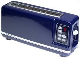 Kitchenaid Ktt261 Ultra Power Plus 2 Slice Toaster Cobalt Blue