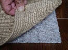 Felt Rug Pads For Hardwood Floors by Non Slip Rug Pads For Hardwood Floors Roselawnlutheran