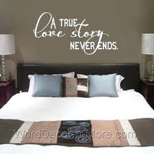 Bedroom Quotes For Walls Best Wall Ideas On Words