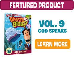 Volume 9 God Speaks