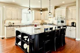 Dark Brown Cabinets Kitchen Best Floor Color For Espresso Remove 4 Inch Granite Backsplash With White Tile