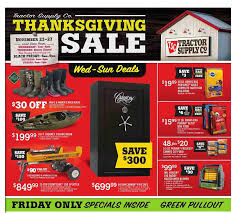 Tractor Supply Gun Safe Winchester by Tractor Supply Thanksgiving 2016 Ad Scans And Sales Slickguns