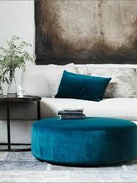 petrol farbe als wandfarbe und deko
