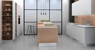nolte timber steineiche große küche matrix