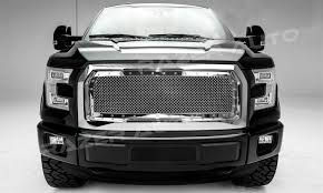 Amazon.com: Razer Auto Rivet Studded Frame Chrome Mesh Grille ... 52016 Ford F150 Chrome 5 Five Bar Radiator Grille Oem New Fl3z Blacked Out 2017 With Guard Topperking Ijdmtoy 4pc Raptor Style 3000k Amber Led Lighting Kit For Chevy Ride Guides A Quick Guide To Identifying 196166 Pickups Announces Changes For 2013 Road Reality Mesh Replacement 30in Dual Row Black Series 2015 Old Truck Grill Photograph By John Puckett Options Page 124 Forum 02014 Camera With Rdsseries 30 Paramount Automotive Grill Letters Enthusiasts Forums 52017 Addicts Traxxas Ripit Rc Cars Trucks Fancing