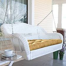 Better Homes And Gardens Patio Swing Cushions by Amazon Com