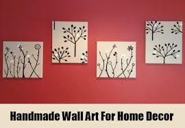 Homemade Home Decor With Amazing Handmade Interior Decorating Ideas