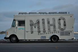 MIHO Gastrotruck Returns To Whistle Stop Bar Friday - Eater San Diego