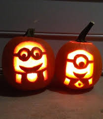 Cute Pumpkin Carving Ideas by Clever Pumpkin Carving Ideas From Film Characters To Creepy