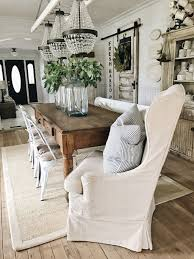 Dining Room Farmhouse Table Luxury Decor From Ikea House And