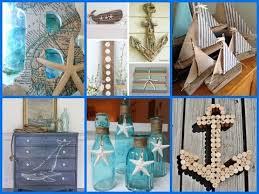 50 DIY Nautical Theme Decorations Ideas DIY Summer Room Decor