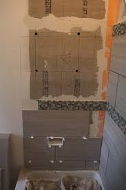 Tile Redi Niche Thinset by Shower Shelf Shampoo Niche Recessed Showering Shelves Niches