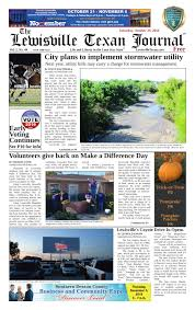 Flower Mound Pumpkin Patch Christmas Tree by The Lewisville Texan Journal 10 29 2016 By The Lewisville Texan