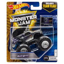 Hot Wheels - Monster Jam 25th Anniversary - Mohawk Warrior Truck ... Hot Wheels Monster Jam 124 Diecast Alien Invasion At Hobby Dragon Blast Challenge Play Set Amazoncom Scale Mega Rex Vehicle Image Ccp73 Hot Wheels Monster Jam Smashup Station Track Set Team Firestorm Trucks Wiki Fandom Powered Mutants Thekidzone Jual Crusader Di Lapak Bancilik 164 Assorted Big W Brick Wall Breakdown Track Shop The Warehouse Mainan Anak Hot Wheels Monster Jam 21572 Random 25th Anniversary Collection Toysrus