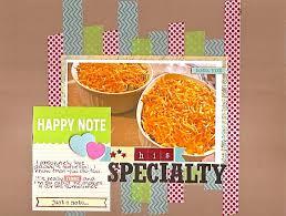 scrapbooking cuisine 105 best eats scrapbooking images on scrapbooking