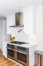 scandanavian kitchen kitchen flooring pecan laminate tile look