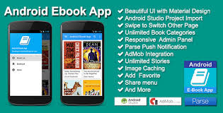 Free Download Android Ebook App V212