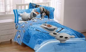 Frozen Bed Set Queen by Disney Frozen Olaf