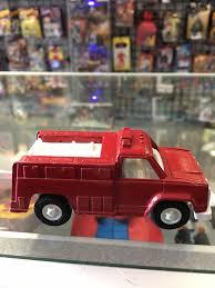 100 Tootsie Toy Fire Truck Engine