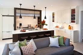 Why is the open concept kitchen so popular in home design these