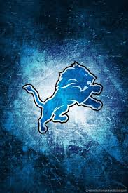 Download Detroit Lions Logo Wallpaper For iPhone 4
