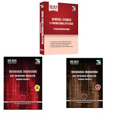 Buy IES Master 2019 Mechanical Engineering ESE Topics Wise Solved