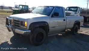 100 Cheyenne Truck 1988 Chevrolet 3500 Pickup Truck Item DF1821 SO