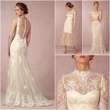 Vintage Lace Wedding Dresses Collage 082015mc