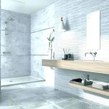Bathroom Grey Floor Tiles Light Grout
