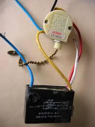 h ton bay ceiling fan capacitor wiring 3 speed fan switch wiring