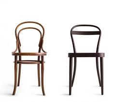 chaises thonet chaises thonet reedition 2008 muji et original 18591 thonet
