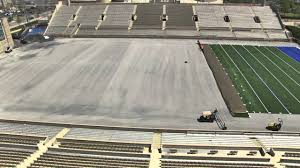 Tulsa Football Field Turf Cool Play Installation - YouTube 2017 Nfl Rulebook Football Operations Design A Soccer Field Take Closer Look At The With This Diagram 25 Unique Field Ideas On Pinterest Haha Sport Football End Zone Wikipedia Man Builds Minifootball Stadium In Grandsons Front Yard So They How To Make Table Runner Markings Fonts In Use Tulsa Turf Cool Play Installation Youtube 12 Best Make Right Call Images Delicious Food Selfguided Tour Attstadium Diy Table Cover College Tailgate Party