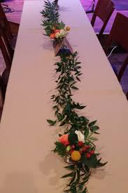 Wedding Table Runner Rose Centerpieces Head Decor Minneapolis Twin Cities Event