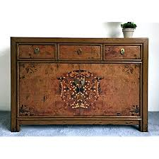 opium outlet asia sideboard kommode chinesisch wohnzimmer schrank antik shabby anrichte buffet braun aus holz