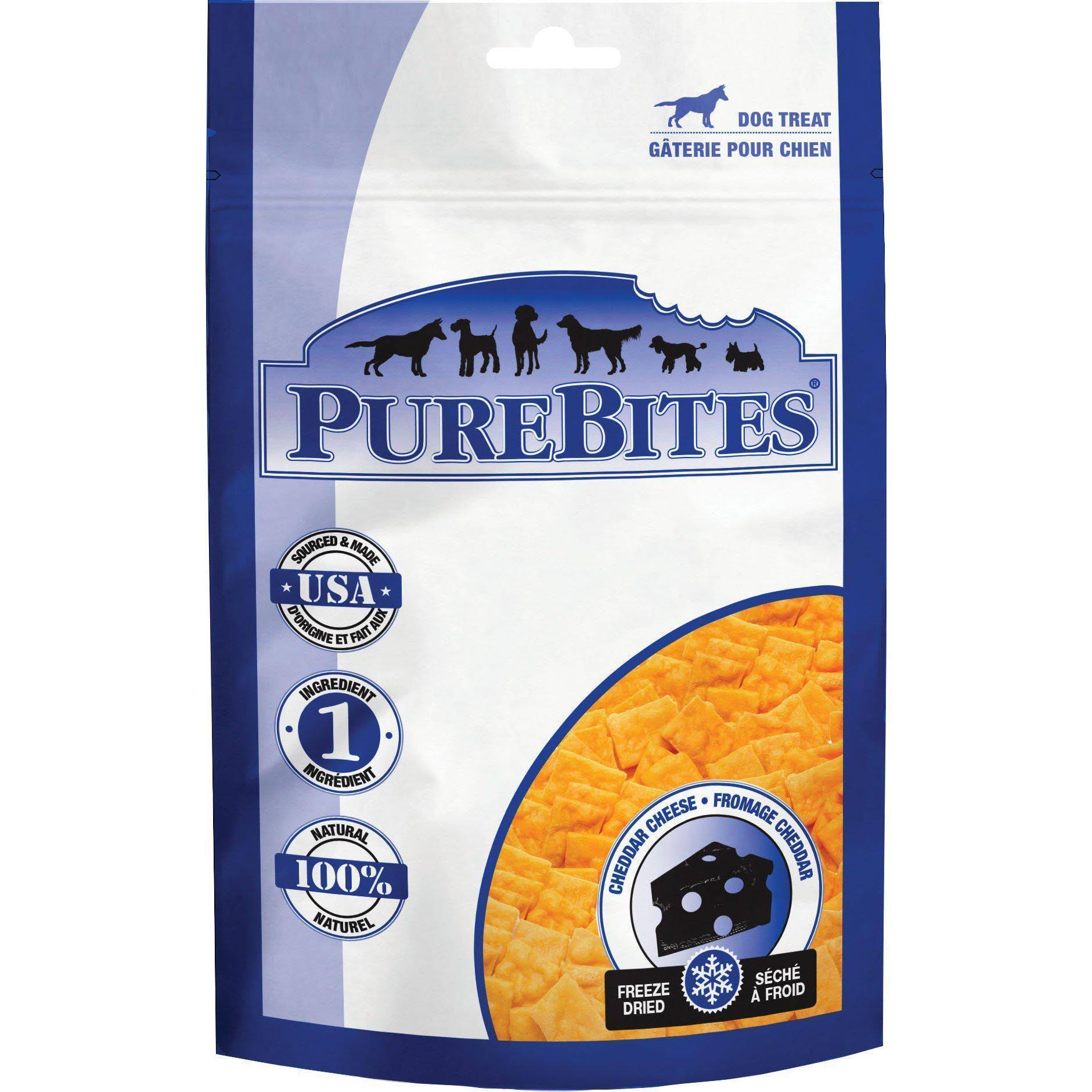 PureBites Dog Treats - Beef Liver, 16.6oz