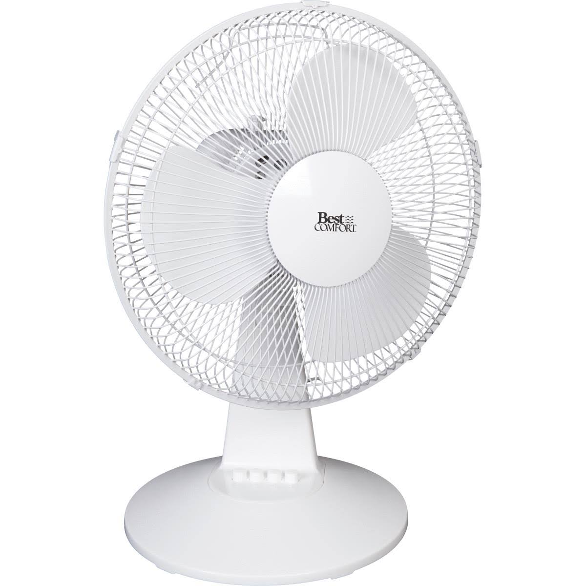 Do It Best Oscillating Desk Fan - 16""