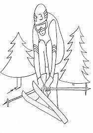 Ski Ski De Fond Cliparts Vectoriels Et Plus Dimages De Activité