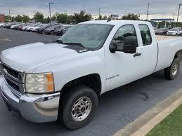 100 Lexington Truck And Automotive 2007 Chevrolet Silverado 2500HD Work 1GCHC29K17E516018 Jim