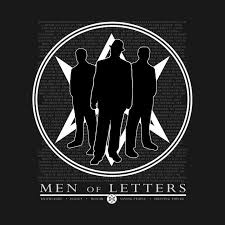 MEN OF LETTERS Winchesters T Shirt