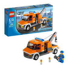 100 Lego City Tow Truck LEGO 7638