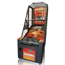 Shoot To Win Basketball Arcade Game